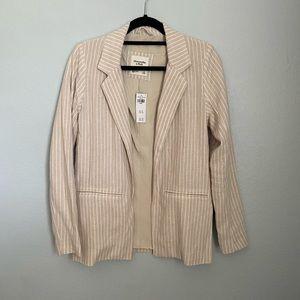 Abercrombie linen blazer
